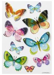 Hobbyfun 3D sticker vlinder (Locatie: 1539)