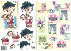 Jalekro knipvel kinderen 99017 09 (Locatie: 0110)