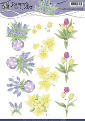 Jeanine's Art knipvel voorjaar CD10673 (Locatie: 2730)