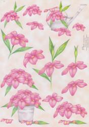 Knipvel bloemen E1 (Locatie: 2232)