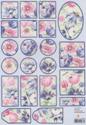 Knipvel bloemen SHSV220 (Locatie: 2896)