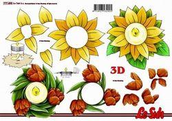Le Suh knipvel bloemen 777498 (Locatie: 2913)