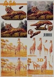 Le Suh knipvel dieren 4169869 (Locatie: 0716)