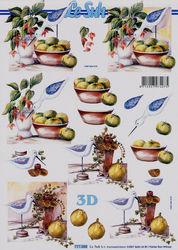 Le Suh knipvel fruitschaal nr. 777058 (Locatie: 4314)