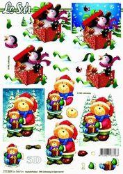 Le Suh knipvel kerst 777559 (Locatie: 0434)
