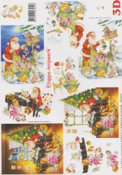 Le Suh knipvel kerst nr. 4169103 (Locatie: 0810)