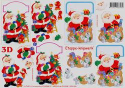 Le Suh knipvel kerst nr. 4169580 (Locatie: 4314)