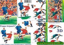 Le Suh knipvel voetbal 4169442 (Locatie: 5015)