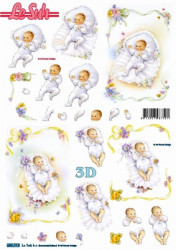 Le Suh stansvel baby 680018 (Locatie: 2740)