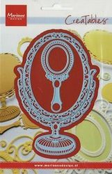 Marianne Design snij- en embosmal Vintage Mirror LR0321 (Locatie: U369)