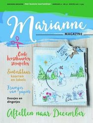 Marianne Magazine 32 Winter 2016 (Locatie: 1RC3 )