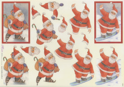 Mireille knipvel kerst X169 (Locatie: 5607)