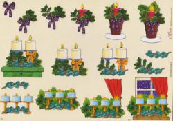 Mireille knipvel kerst X3 (Locatie: 1711)