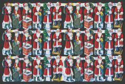 Poezieplaatjes Kerstmannen MLP970 (Locatie: MP75)