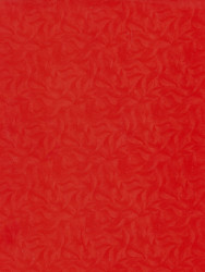 Rood karton met motief, A4 (Locatie: 0413)