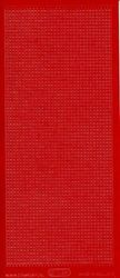 Starform rood mozaiek 1038 (Locatie: U385 )