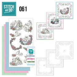 Stitch and Do 61 Swans STDO061 (Locatie: 1RA5)