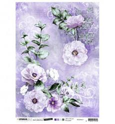 Studio Light Jenine's Mindful Art Rice Paper RICEJMA31 (Locatie: 4809)