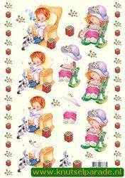 Voorbeeldkaarten knipvel kinderen 8673 (Locatie: 118)