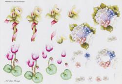 Wekabo knipvel bloemen 729 (Locatie: 4229)