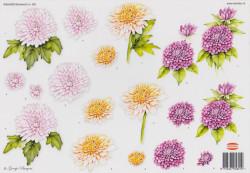 Wekabo knipvel bloemen 821 (Locatie: 6549)