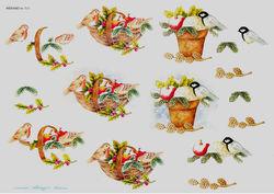 Wekabo knipvel kerst 505 (Locatie: 630)