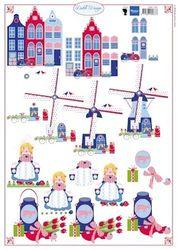 Marianne Design knipvel holland EWK1201 (Locatie: 2890)
