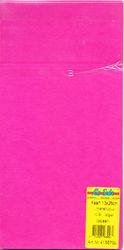 Le Suh kaarten 13x26cm linnenstructuur cyclaam 10 stuks 415570B (Locatie: S1)