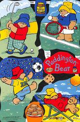 Poezieplaatje Paddington Bear MLP1906 (Locatie: MP087)