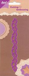 Joy! Crafts snij- en embosmal rand 6002/0009 (Locatie: H217)