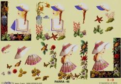 Camarca knipvel nr. PARRA46 (Locatie: 4605)