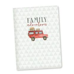 Piatek13 Art Journal A5 We are family (Locatie: 5523)