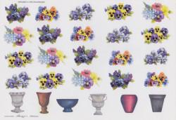 Wekabo knipvel bloemen 658 (Locatie: 2784)