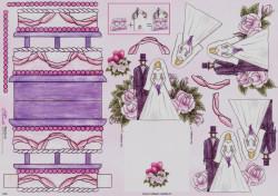 Mireille knipvel huwelijk 039 (Locatie: 5506)
