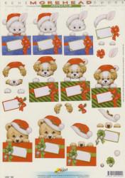 Doe Maar knipvel kerst 11052-090 (Locatie: 4416)