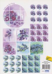 Avec knipvel bloemen 4.054.209 (Locatie: 2715)
