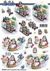 Le Suh knipvel winter 8215681 (Locatie: 4754)
