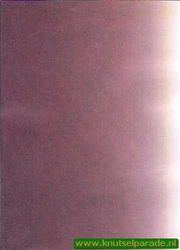 Aflopend vellum per vel paars (Locatie: 5829)