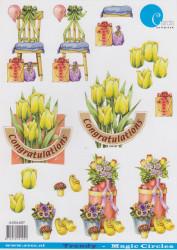Avec knipvel bloemen 4054657 (Locatie: 4838)