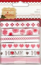 Docrafts lint Home for Christmas 6x1 mtr PMA367140 (Locatie: k3)