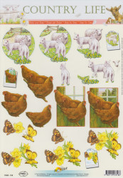 Doe Maar knipvel dieren nr. 11053-318 (Locatie: 1146)