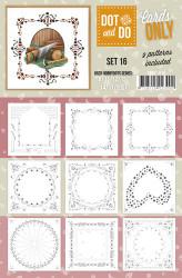 Dot and Do kaartenset 16 CODO016