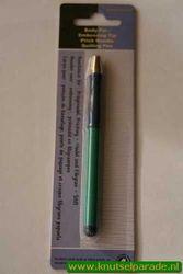 Hobby & Crafting Fun houder voor embossing, priknaald en filigraanpen metaal 12025-9000 (Locatie: K1)