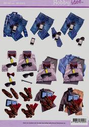 Hobby Idee knipvel outfit HI-0001 (Locatie: 833)
