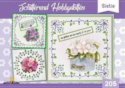 HobbyDols nr. 205 Schitterend hobbydotten