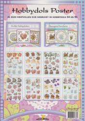 Hobbydols poster nr. 94 en 95