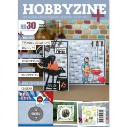 Hobbyzine Plus nr. 30 mei-juni 2019 incl. gratis snijmal Cheers