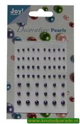 Joy decorative pearls paars 6020/0005 (Locatie: K2)
