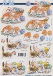 Le Suh knipvel dieren 8215273 (Locatie: 1448)