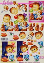 Le Suh knipvel kinderen nr. 4169990 (Locatie: 2345)